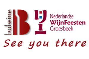 Bulwine at The Dutch Wine Festivals 2018 | 28, 29 and 30 September, Groesbeek