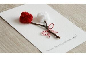 Martenitsa – a symbol of spring, health, peace and fertility